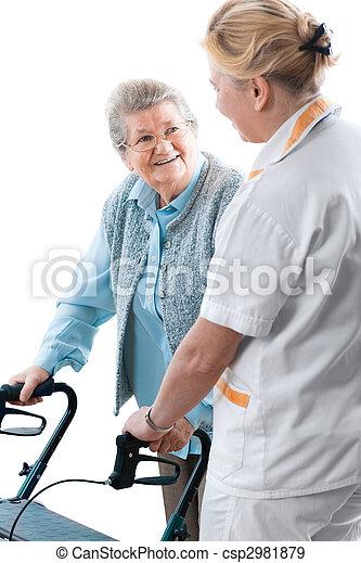 nursing home - csp2981879