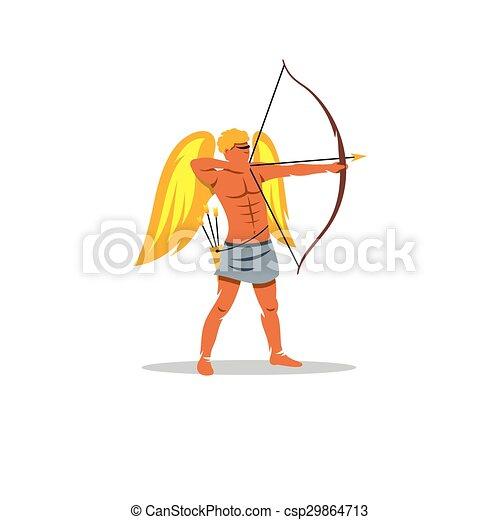 Bilder von griechischen Gott Eros