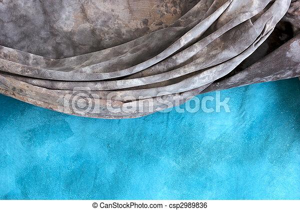 mottled backdrop cloths - csp2989836