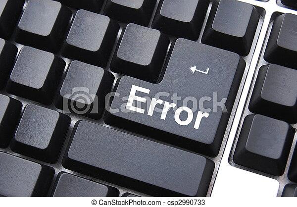 error - csp2990733