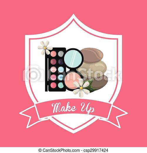 make up - csp29917424