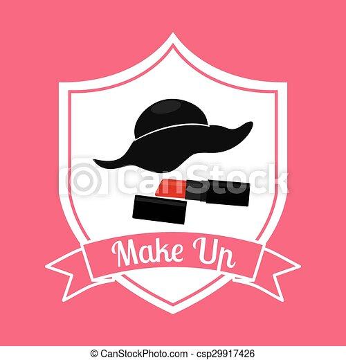 make up - csp29917426