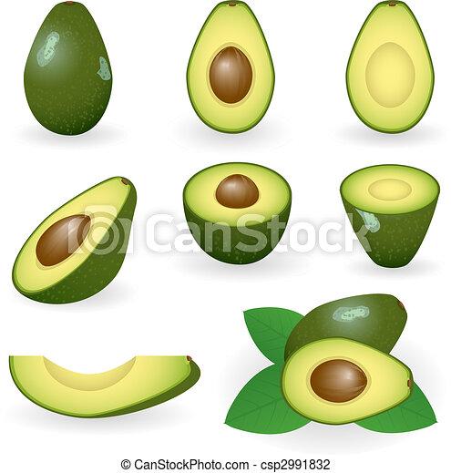 Avocado - csp2991832