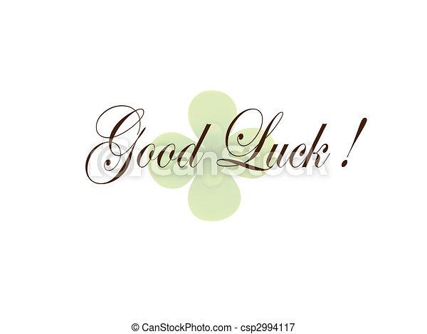 Good Luck - csp2994117