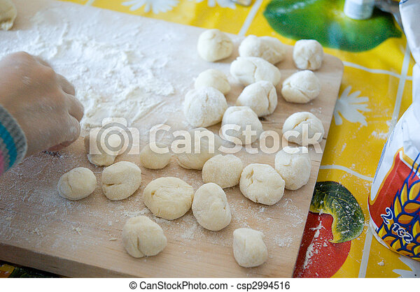 cooking pastry