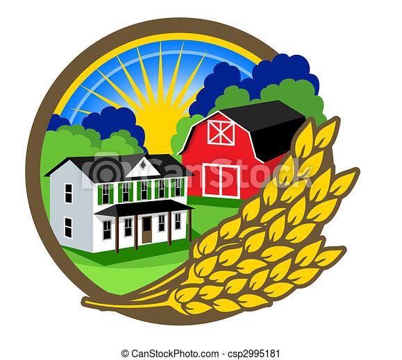 Farm - csp2995181