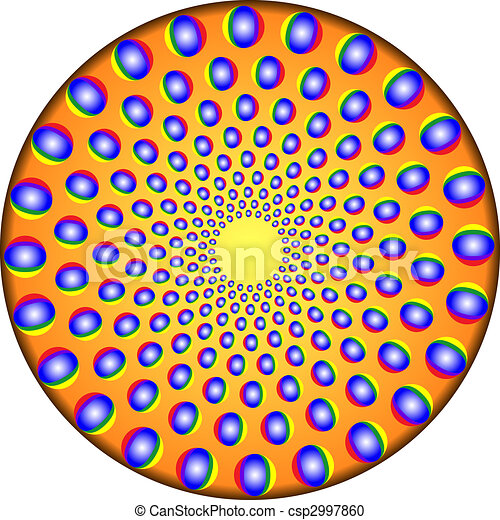 Optical Illusion - csp2997860