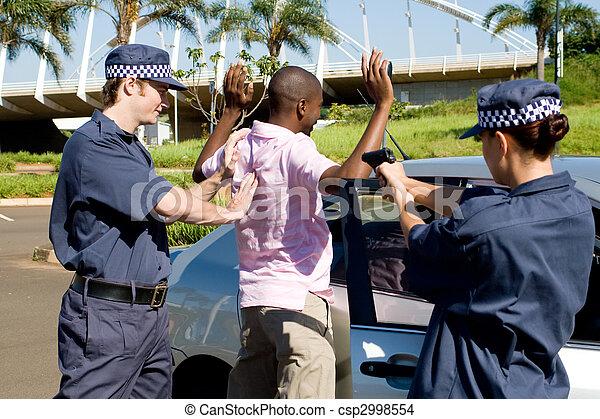 arrested - csp2998554