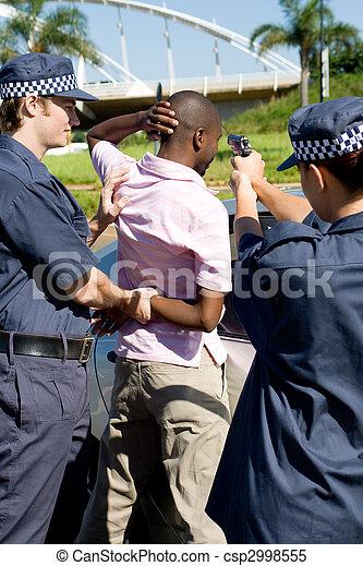 arrest - csp2998555