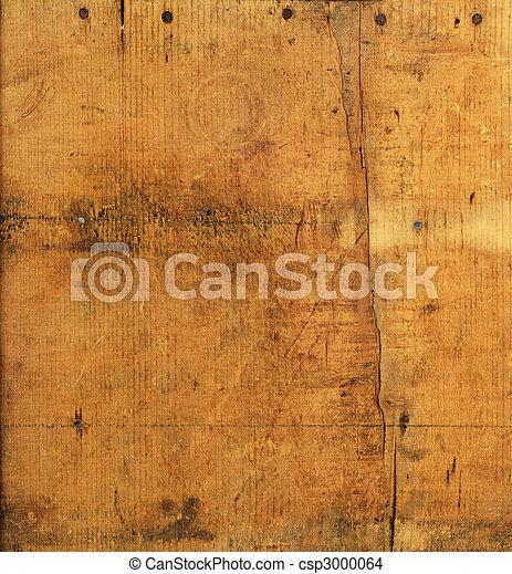 Weathered Wood  - csp3000064
