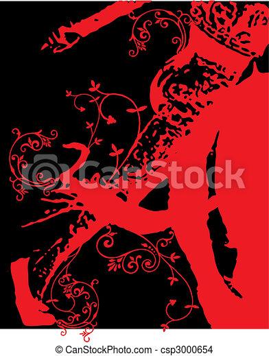Bull Vector Illustration - csp3000654
