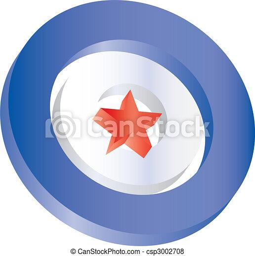 Air force insignia emblems - csp3002708