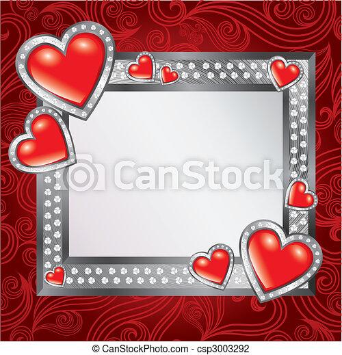 Saint Valentine's Day - csp3003292
