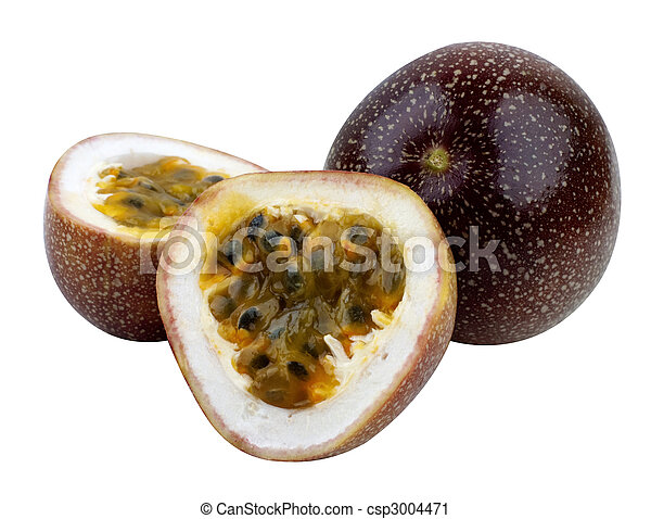 Passion Fruits. - csp3004471