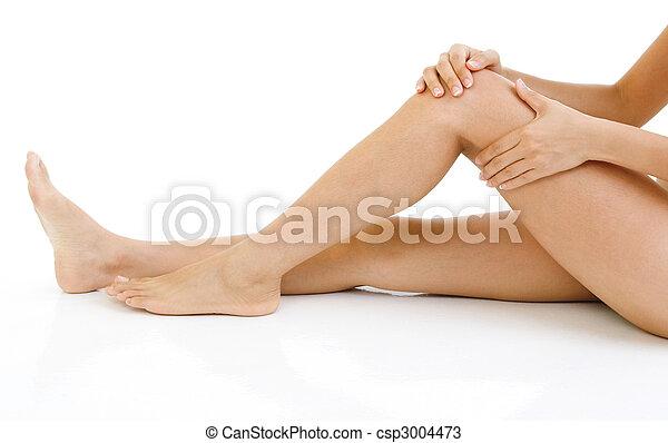 Knee Injury. - csp3004473