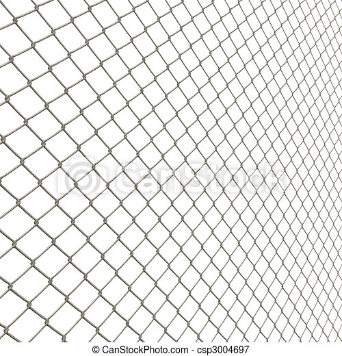 Chain Link Fence - csp3004697