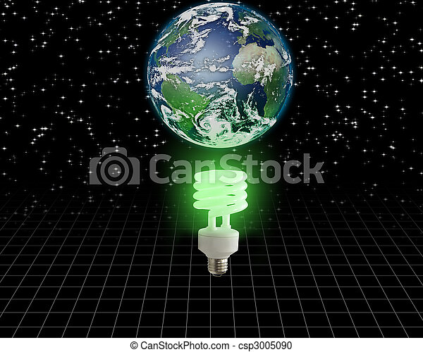 Global Green Idea - csp3005090