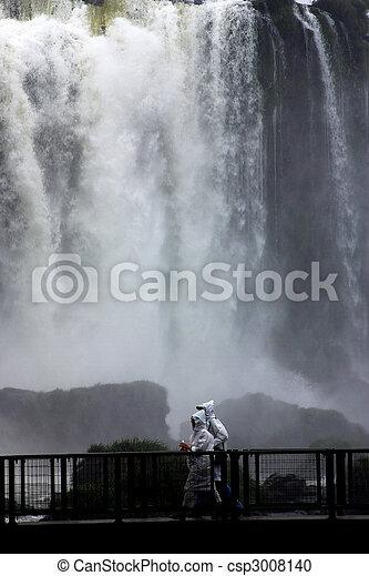 Iguazu Falls - csp3008140