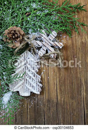 fir branches arborvitae