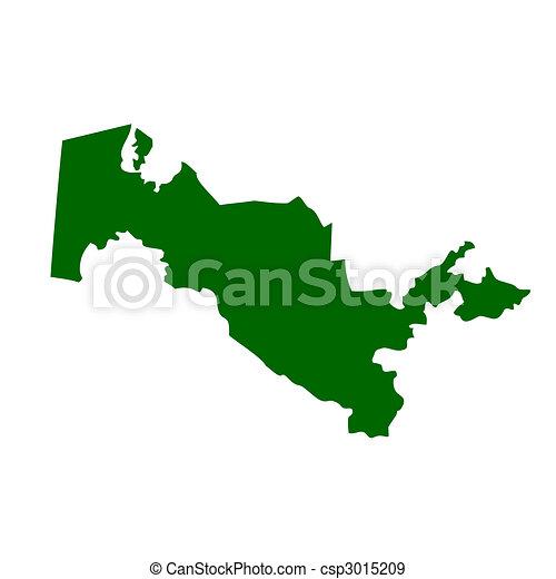 Uzbekistan - csp3015209