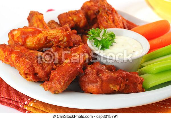 Spicy Wings - csp3015791