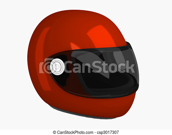 Illustrations de casque moto 3d moto helmet 3d - Dessin casque moto ...