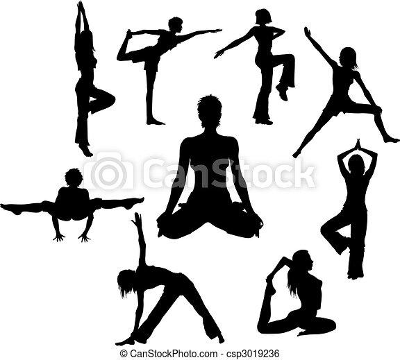 Yoga Asana 3019236