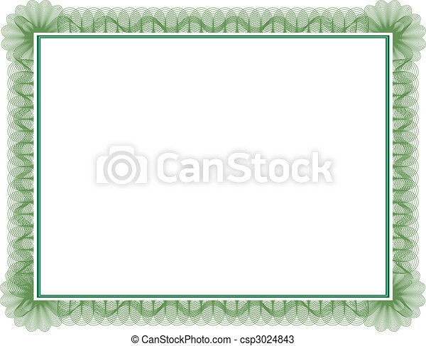 Certificate - csp3024843