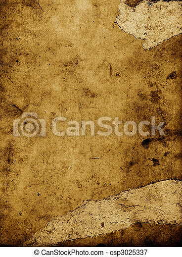 scraped paper - csp3025337