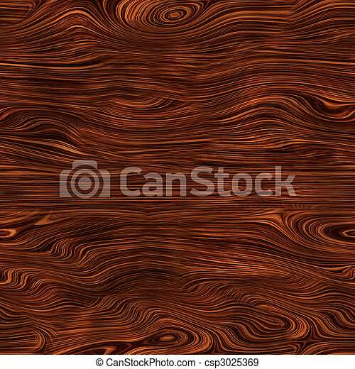 Seamlessly Repeatable Wood Pattern - csp3025369
