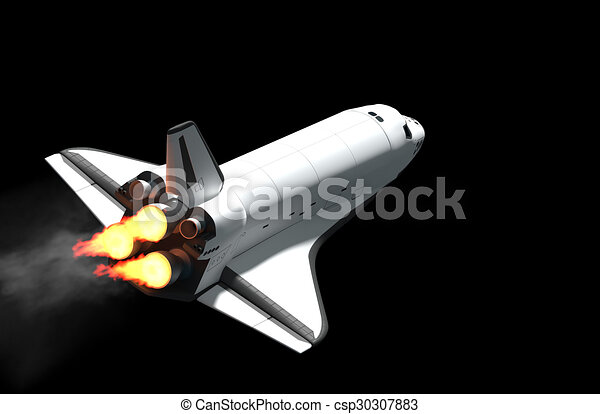 Space Shuttle - csp30307883