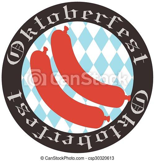 Oktoberfest - csp30320613