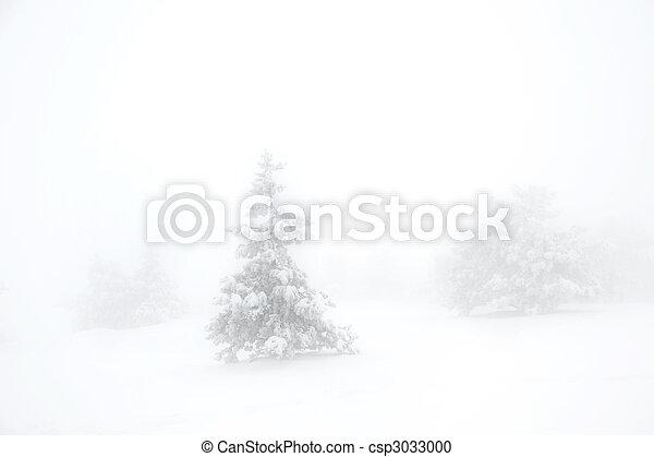 Winter Scenics - csp3033000