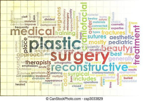 Plastic Surgery - csp3033829