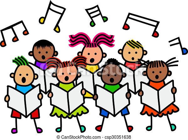 Choir Clipart and Stock Illustrations. 1,153 Choir vector EPS ...