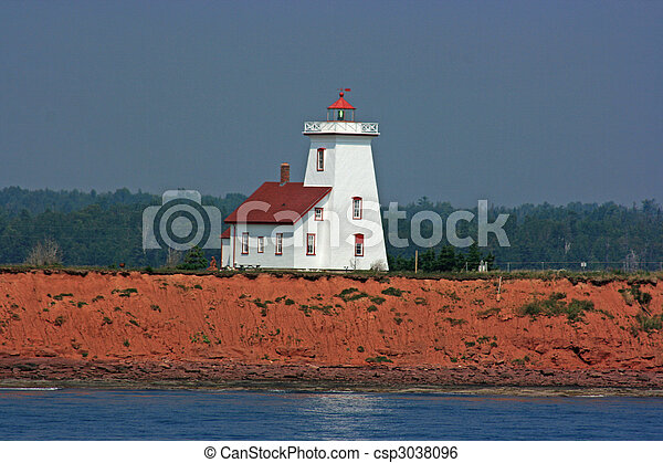 Lighthouse - csp3038096