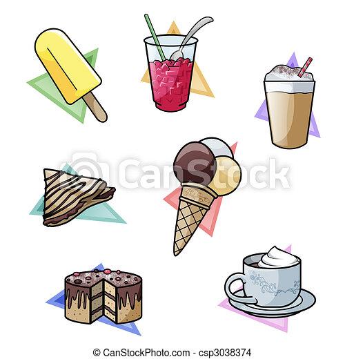 Sweet temptations - csp3038374