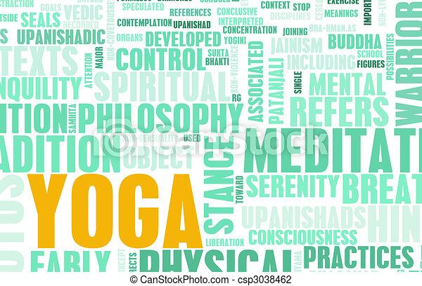 Yoga - csp3038462