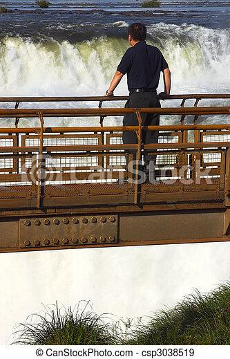 Iguazu Falls - csp3038519