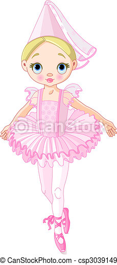 Pink Princess - csp3039149