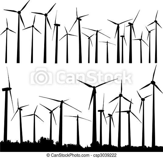 Wind turbines - csp3039222