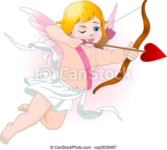 Cupid - csp3039487