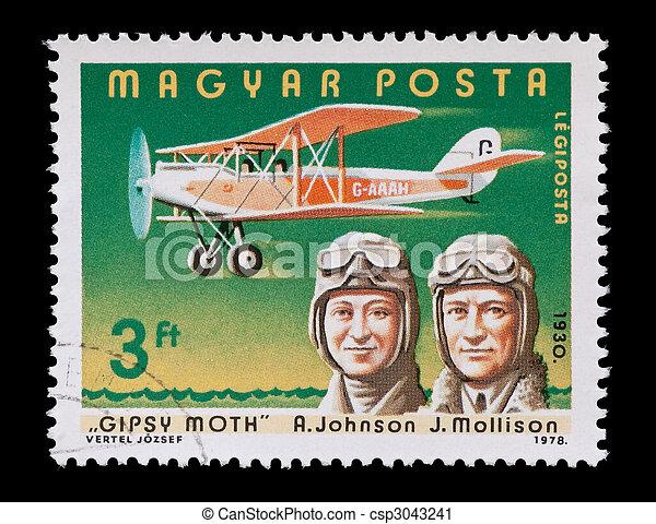 johnson & mollison - csp3043241