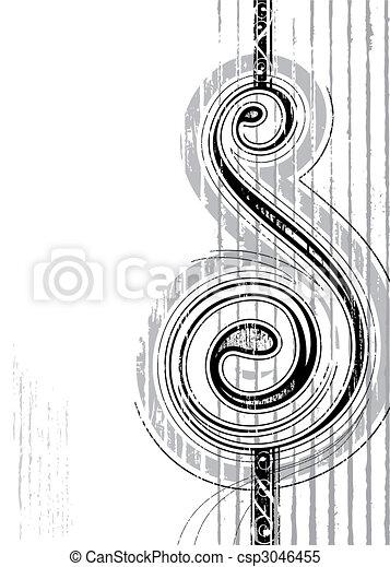 Classic Symbol - csp3046455