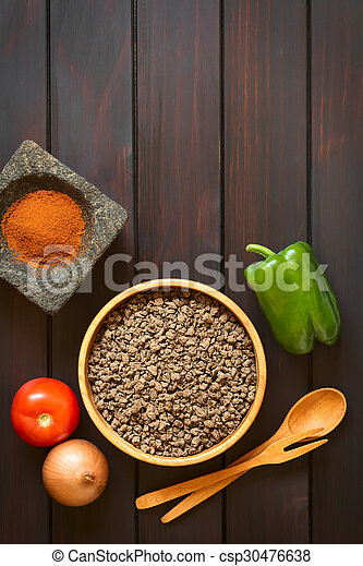 Raw Soy Meat