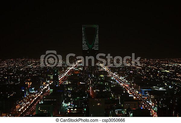 Kingdom tower - csp3050666