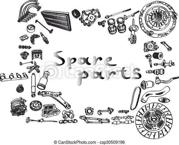 Aftermarket Spare Parts 30509196