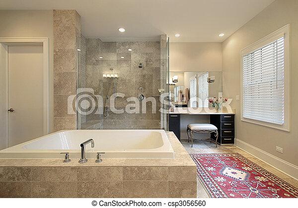 Photos de maison, Maître, luxe, chambre à coucher - Maître ...