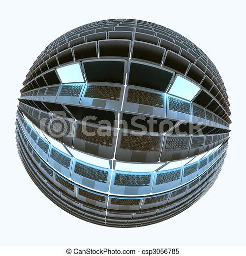 SMILE:) Spherical laptops 4 - csp3056785