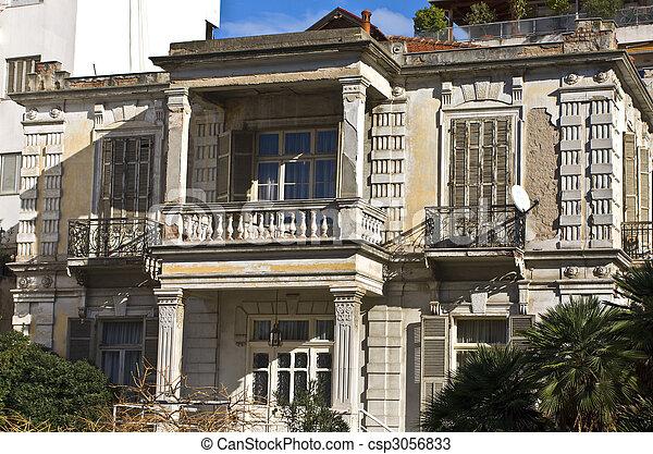 Stock fotos von thessaloniki stadt altes klassisch for Architektur klassisch